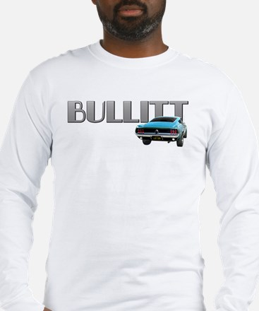 Bullitt Long Sleeve T-Shirt