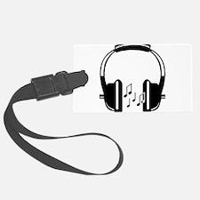 Headphone Luggage Tag
