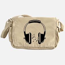 Headphone Messenger Bag