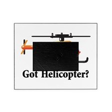 Got Helicopter Picture Frame