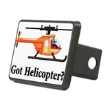 Helicopter Hitch Covers