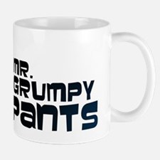 Mr Grumpy Pants Mug