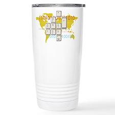 World Wide Web Travel Coffee Mug
