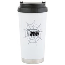 Web Page Travel Mug