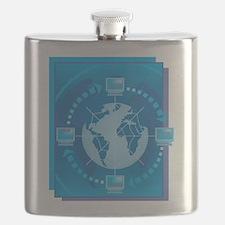 Digital World Flask