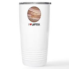 I Love Jupiter Travel Mug