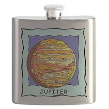 Planet Jupiter Flask