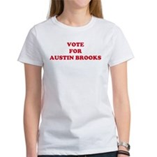 VOTE FOR AUSTIN BROOKS Tee