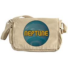 Neptune Planet Messenger Bag