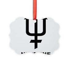Neptune Ornament
