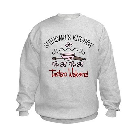 Tasters Welcome Kids Sweatshirt
