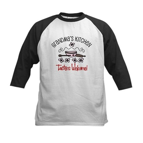 Tasters Welcome Kids Baseball Jersey