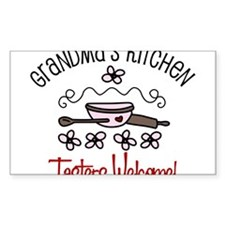 Tasters Welcome Decal