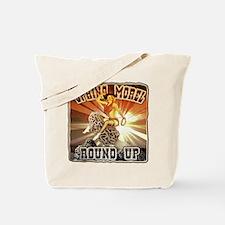 Spring morel picking Tote Bag