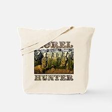 morel hunter Tote Bag