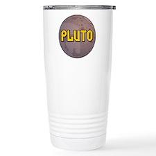 Pluto Planet Ceramic Travel Mug