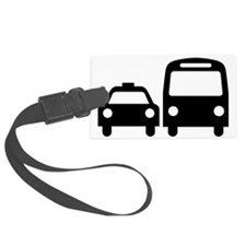 Public Transport Luggage Tag