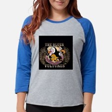 vultures_round.psd Womens Baseball Tee