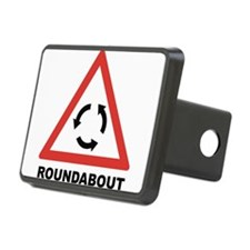 Roundabout Hitch Cover