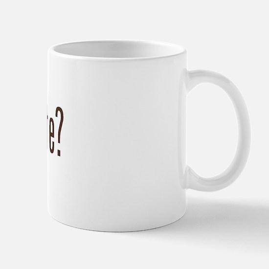 got chocholate? Mug