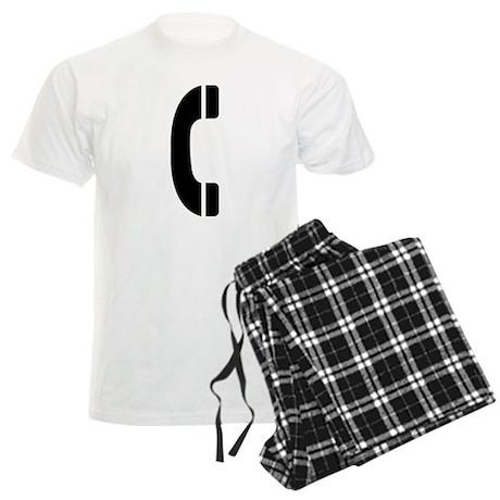 Phone Men's Light Pajamas