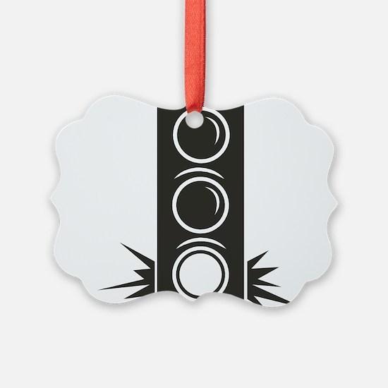 Trafficlight Ornament
