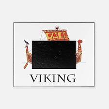 Viking Warship Picture Frame