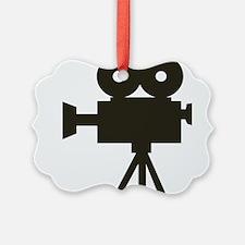 Videocamera Ornament