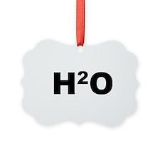 H2O Ornament