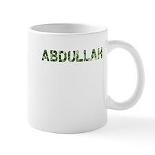Abdullah, Vintage Camo, Mug