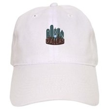 Dallas Skyline NewWave Chocolate Baseball Cap