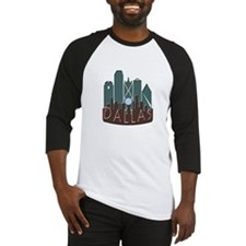 Dallas Skyline NewWave Chocolate Baseball Jersey