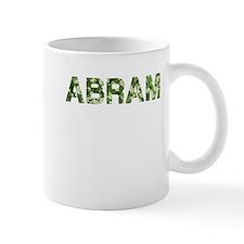 Abram, Vintage Camo, Mug