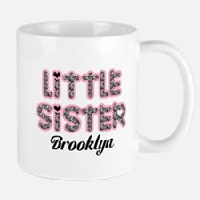 Custom little sister Mug