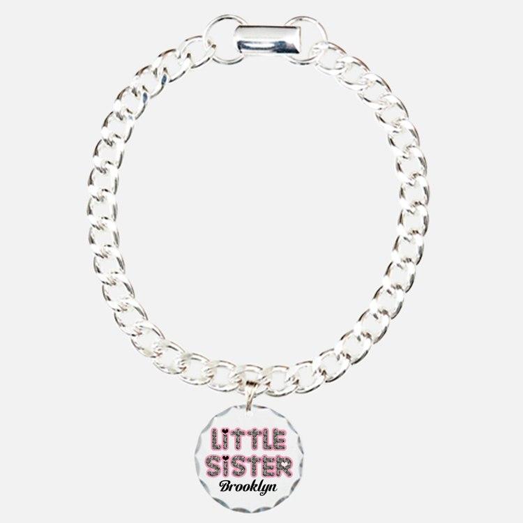 Custom little sister Bracelet