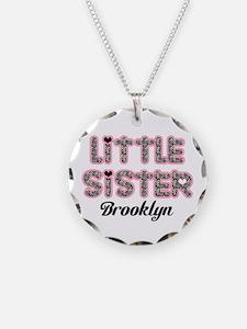 Custom little sister Necklace