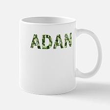 Adan, Vintage Camo, Mug
