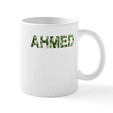 Ahmed, Vintage Camo, Small Mug