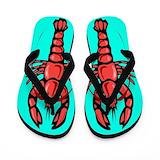 Crayfish Flip Flops