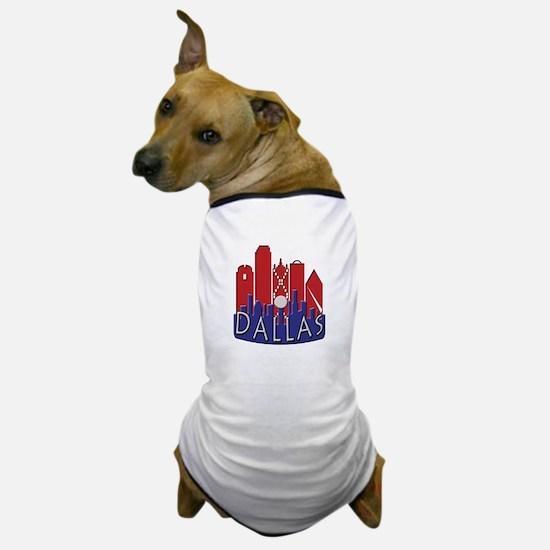 Dallas Skyline NewWave Patriot Dog T-Shirt