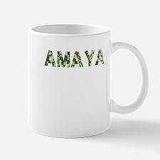 Amaya, Vintage Camo, Mug
