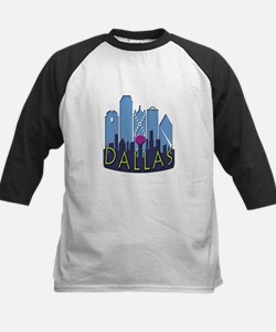 Dallas Skyline NewWave Cool Tee