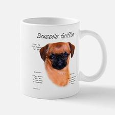 Smooth Brussels Griffon Mug