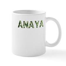 Anaya, Vintage Camo, Mug
