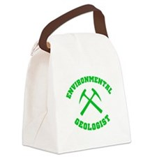 Environmental Geologist Canvas Lunch Bag
