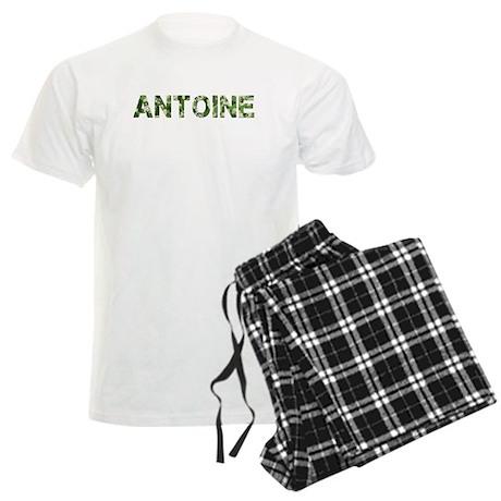 Antoine, Vintage Camo, Men's Light Pajamas