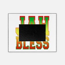 Jah Bless.png Picture Frame