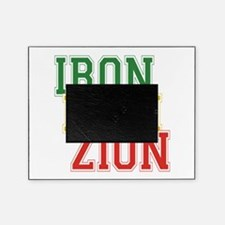 Iron Lion Zion.png Picture Frame