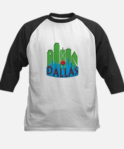 Dallas Skyline NewWave Primary Tee