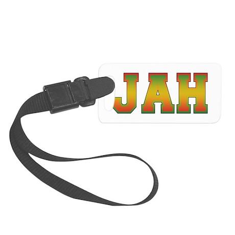 Jah.png Small Luggage Tag
